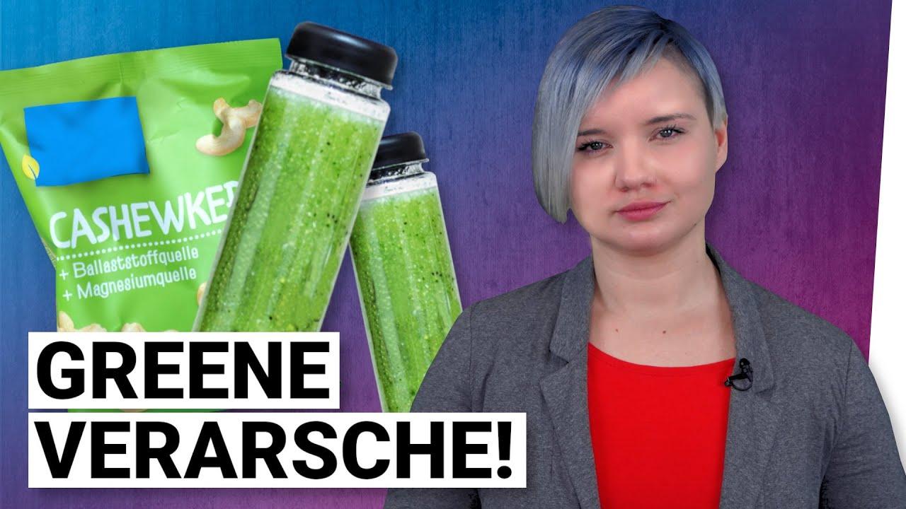 Greenwashing bei Chia, Bio & Co.: Reine Abzocke! | Franziska Schreiber