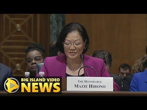 Hirono Testifies At Senate Hearing On Healthcare (Sept. 25, 2017)