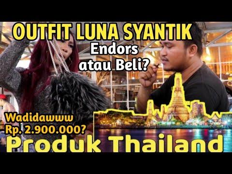 Berapa Harga Outfit Luna Syantik!?