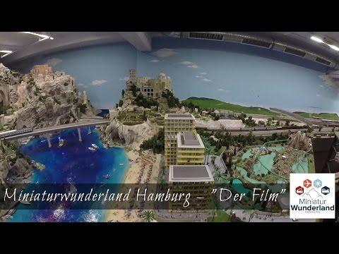 """Miniaturwunderland Hamburg: """"Der Film"""""""