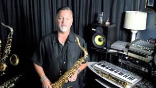 Yamaha Pro Tenor Saxophone YTS-62 III - Video Review