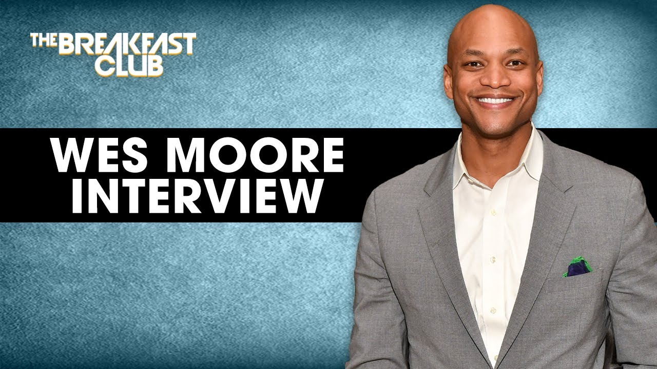 Wes Moore Talks Fighting Poverty, Budget Priority, Systemic Change + His New Book