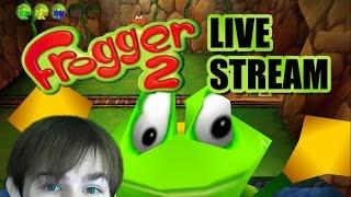 Livestream 1-28-17 | Frogger 2: Swampy