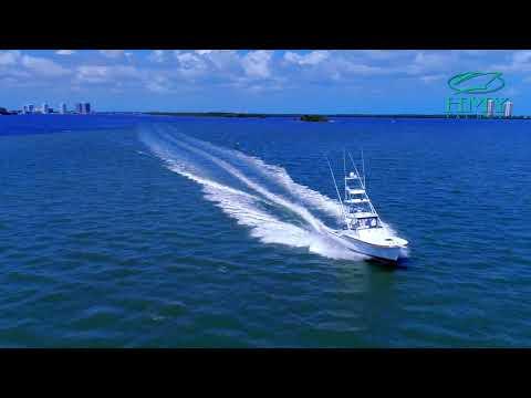 2006 Miller Marine 36' Sportfish ISLANDER - For Sale With HMY Yachts