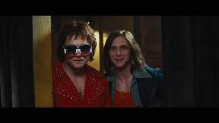 'Rocketman' Trailer 2 (2019)   Taron Egerton, Jamie Bell, Richard Madden