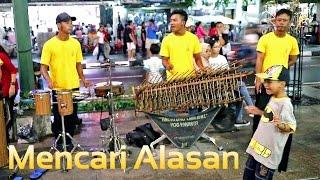 Mencari Alasan Exist Lagu Malaysia DiAngklungin - Angklung Malioboro Jogja (Dangdut Koplo) Mp3