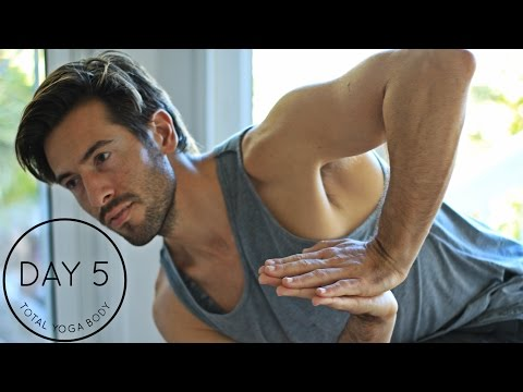 DAY 5 Total Yoga Body - Strength and Balance Vinyasa Yoga Workout | Yoga Dose