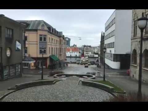 """Haugesund, Norway """"Amanda fra Haugesund"""" (Med)"""