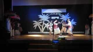 KAO Onam 2012 - Part 12a - Onam Theme Program Dance