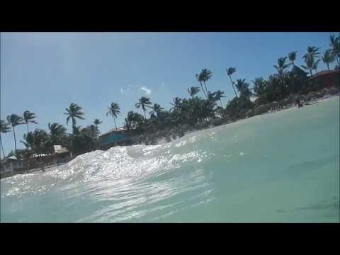 Video Barcelo bavaro princess all suites resort spa casino