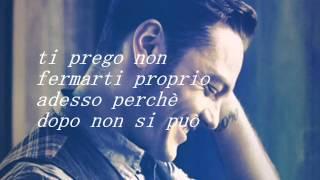 Tiziano Ferro - Stop!Dimentica  +testo