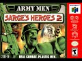 Army Men: Sarge's Heroes 2 - Tan Base