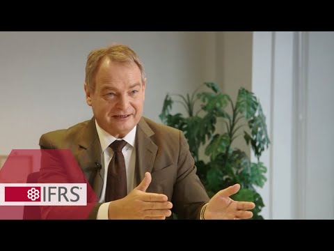 IASB - Hans Hoogervorst Discusses the IFRS 16 Lease Accounting Standard
