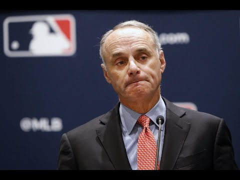 Rob Manfred says he would have disciplined the Astros' players in