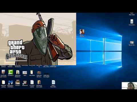 HOW TO DOWNLOAD GTA SAN ANDREAS FOR PC WORK