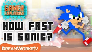 How Fast Is Sonic The Hedgehog? | GAMER EXPLAINER