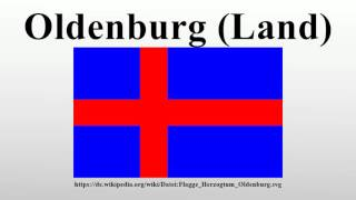 Oldenburg (Land)