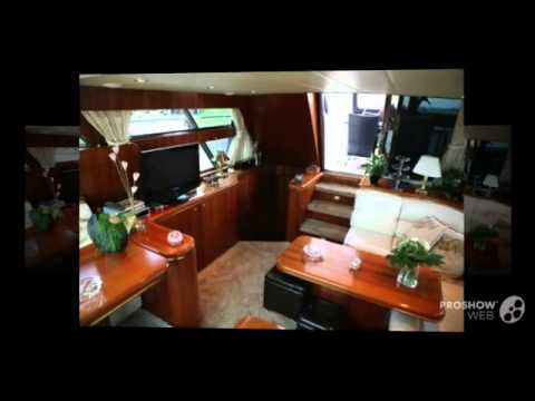 Drettmann elegance 57 power boat, flybridge yacht year - 1997
