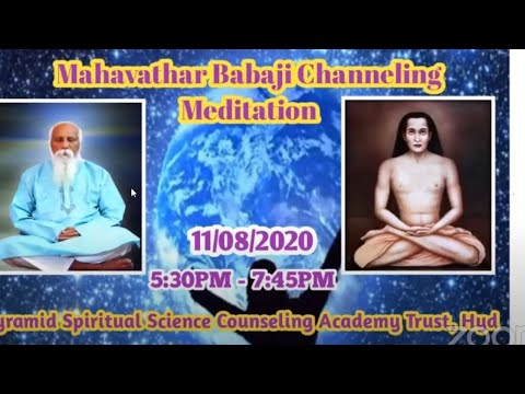 కరోనాకు-శాంతి-చేకూర్చుదాం-||-mahavathar-babaji-channeling-meditation||-part-2