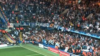 Supporters Marseillais @ Stamford Bridge - Chelsea vs Marseille OM UEFA Champions League