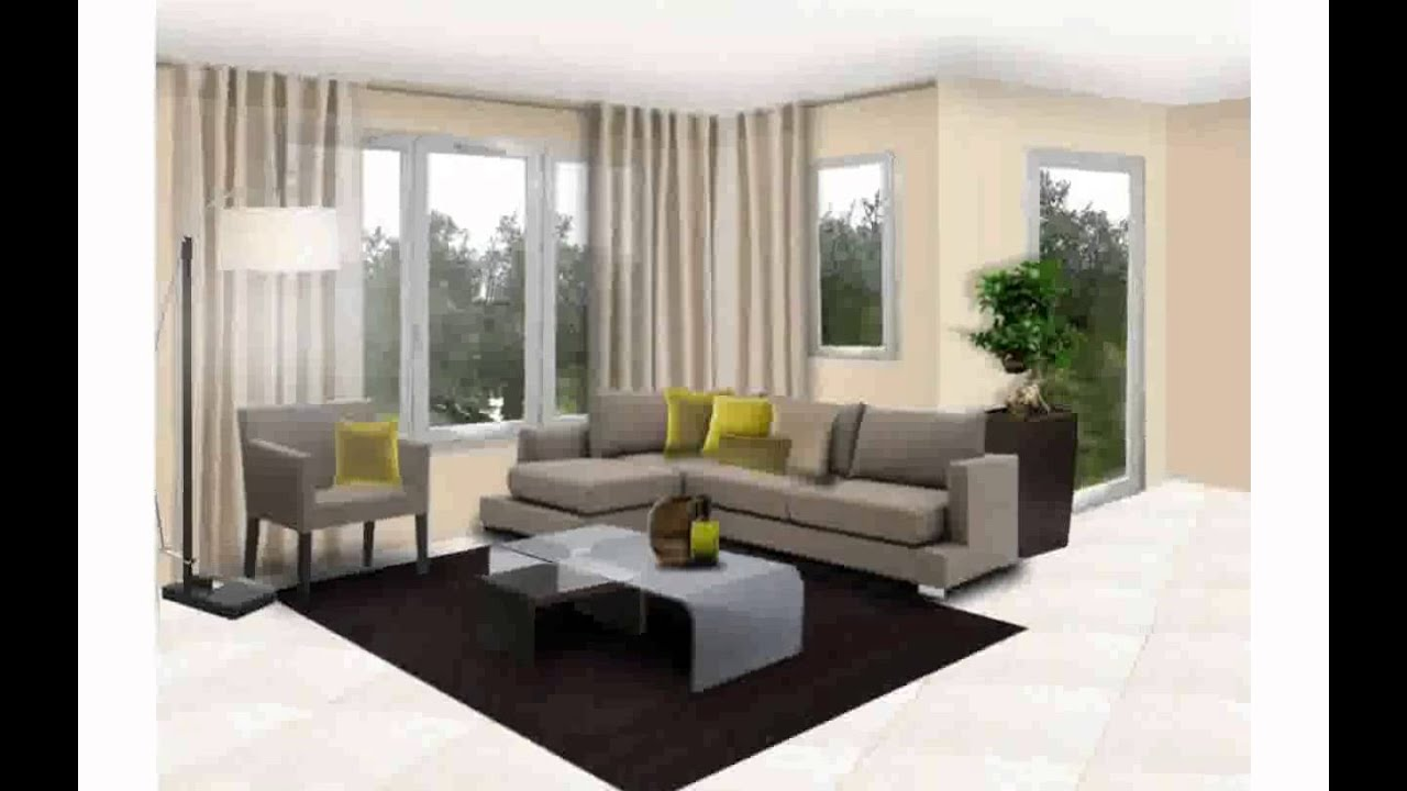 d coration salle manger contemporaine youtube. Black Bedroom Furniture Sets. Home Design Ideas