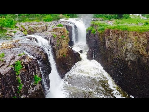 Chasing Waterfalls / Paterson Great Falls National Historical Park Vlog !