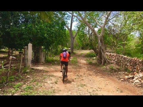 Bike the Mayan backroads of the Yucatan with Bikers Zaci