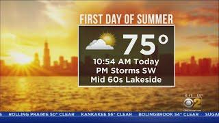 CBS 2 Weather Watch (6AM, June 21, 2019)