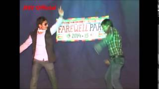 Awesome Dance || Bollywood Song || JNV Sawai Madhopur Students || Farewell 2014-15