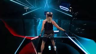 Grammy Playing Virtual Reality!