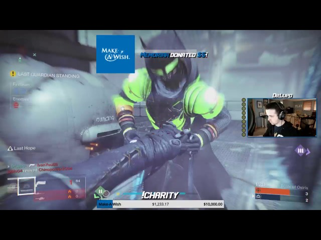 Sick Destiny Player Reaches Lighthouse Before Dying, Thanks