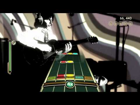 Beatles Rock Band Come Together Guitar FC