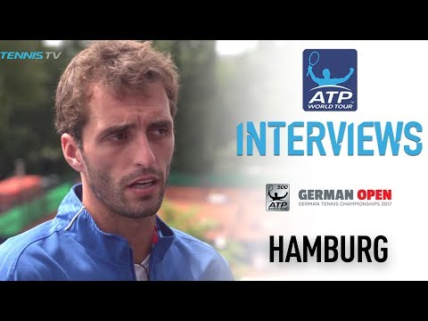 Ramos Vinolas Looks To Continue Success Hamburg 2017