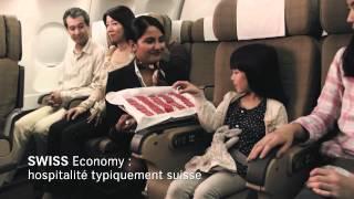 SWISS, la compagnie aérienne de Suisse