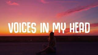 Download video Skinny Days, CLMD - Voices In My Head (Lyrics)