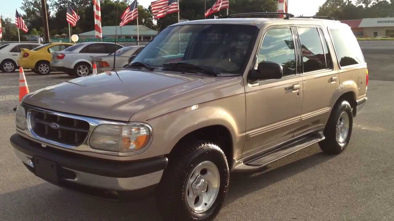 2013 Ford Explorer Xlt >> 1996 Ford Explorer XLT - View our current inventory at ...