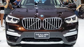 The All New BMW X3 xDrive20d xline