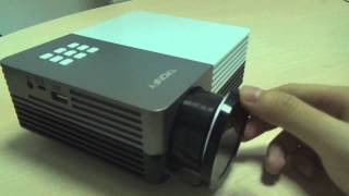 GM50 projector short review