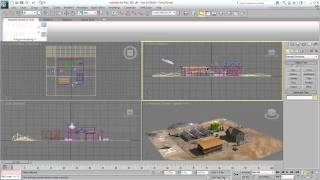 3ds Max - Navigating in the Scene thumbnail