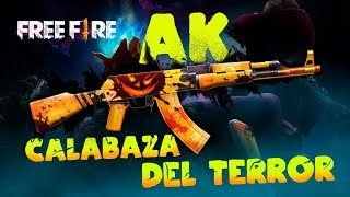 ¡Nueva arma de Halloween! 🎃 AK Calabaza del Terror 🎃