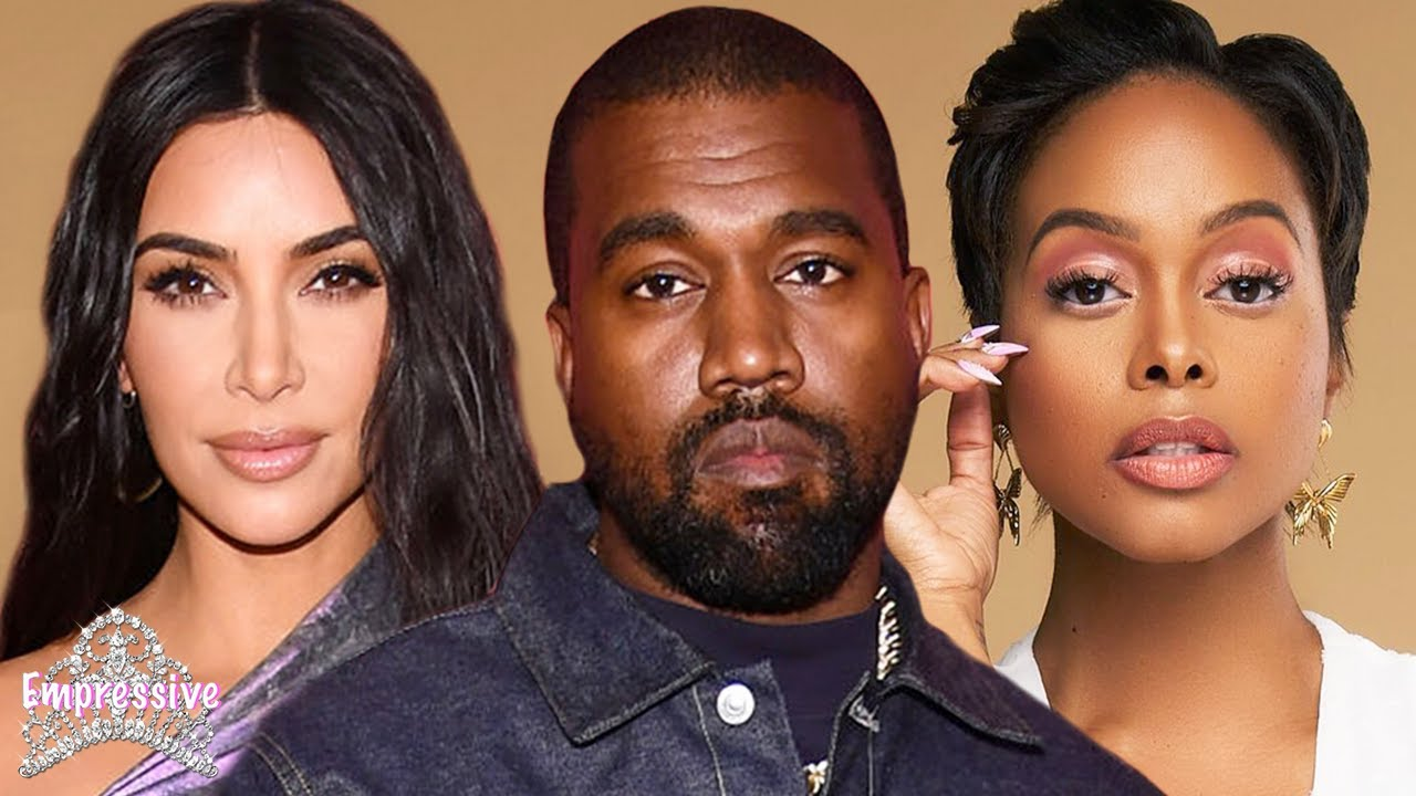 Kanye West and Kim Kardashian back together??   Chrisette Michele should NOT have been cancelled