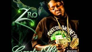 Z-Ro- Top Notch (Slowed and Throwed) By Dj SupaChop
