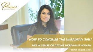 FAQ in sense of dating Ukrainian woman and giving gifts and other signs of attention to her