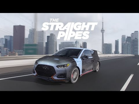 2019 Hyundai Veloster N Review PRE PRODUCTION