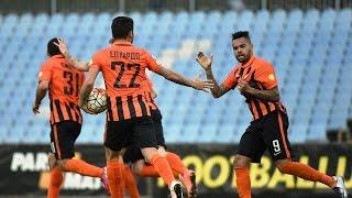 Stal 3-3 Shakhtar. Highlights
