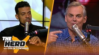 Matt Barnes on Anthony Davis' trade request & if Walton is the right HC for Lakers | NBA | THE HERD