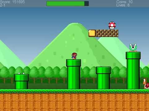 Super Mario 2011 Classix 2 1 Youtube