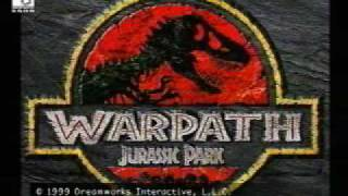 Warpath: Jurassic Park Game Commercials