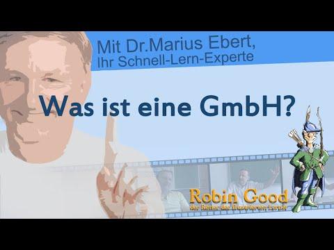 Was ist eine GmbH?