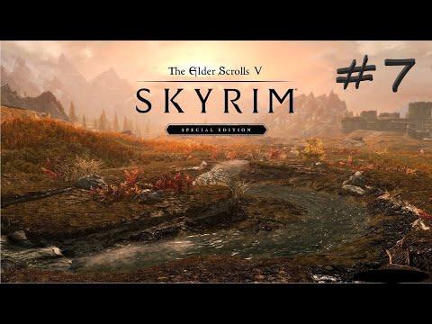 [18+] The Elder Scroll V - Skyrim (Прохождение) #7 (Храм Небесной Гавани)